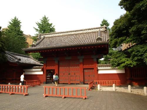 1東大赤門