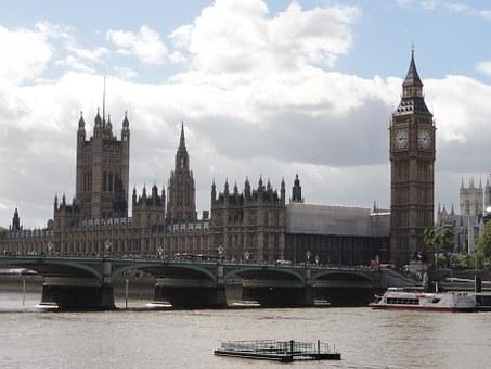 2イギリス国会議事堂
