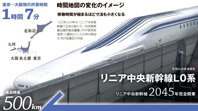 1リニア新幹線